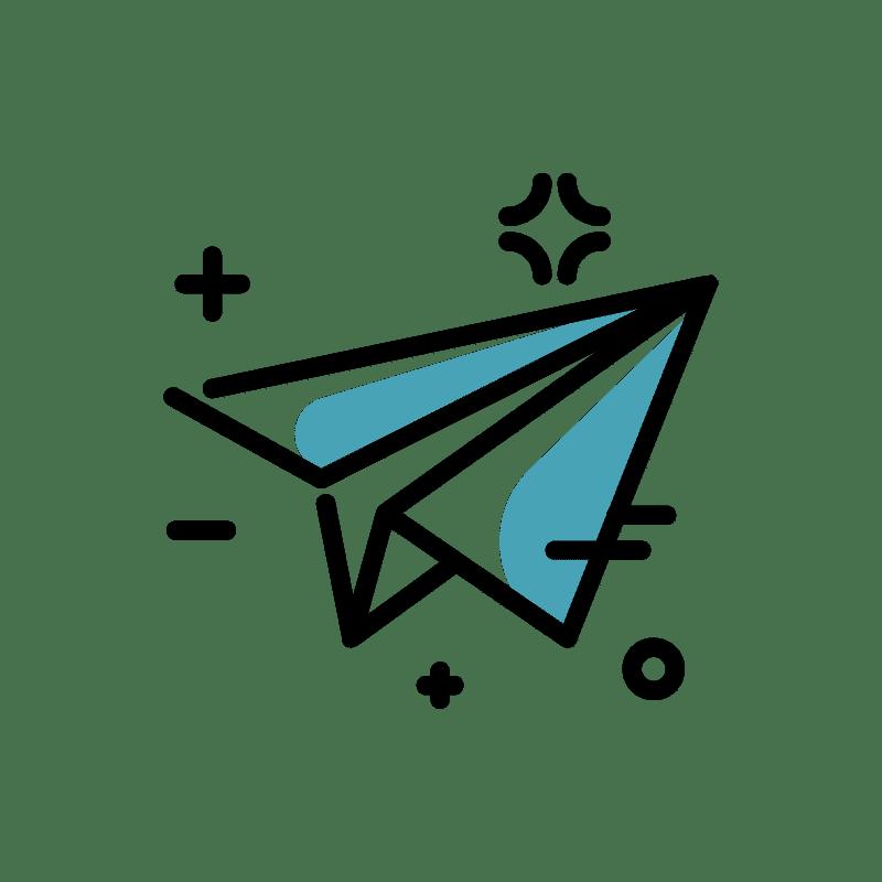 pictogramme envoyer