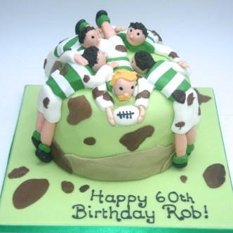Scrum Cake!