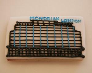 Mondrian Hotel Biscuit