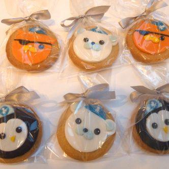 Octonauts Biscuits