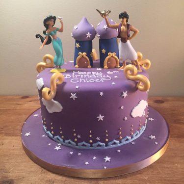 Aladin Cake