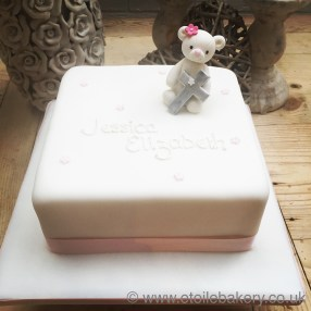 Teddy Bear Cake London