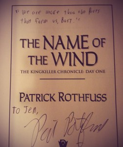 signed by Pat!