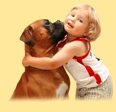 Niños y perros. Imagen 2