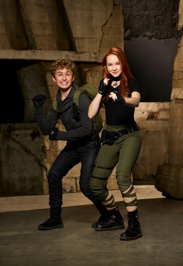 kim possible ron stoppable