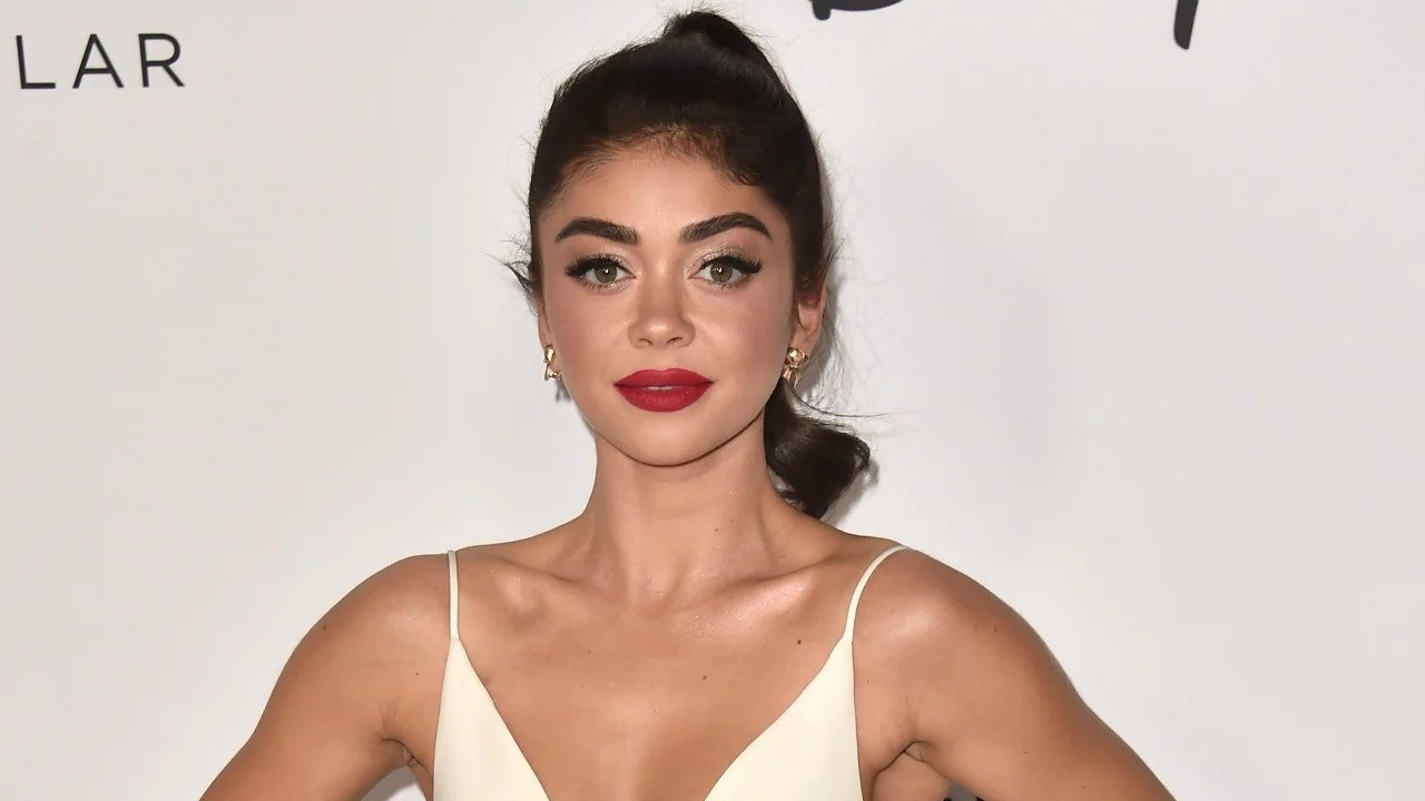 Sarah Hyland Spends Time With Boyfriend Wells Adams After Hospitalization