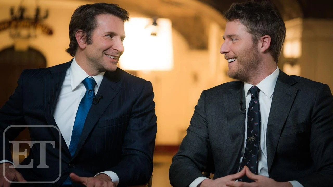 Exclusive Bradley Cooper Makes His Return To 'limitless'  See The Pics!  Entertainment Tonight