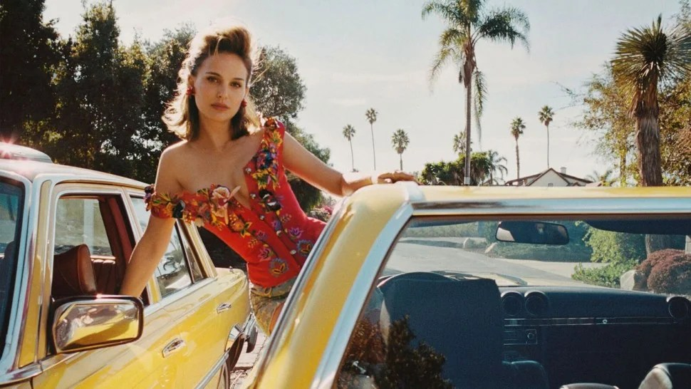 Natalie Portman Says She Has '100 Stories' Of Sexual