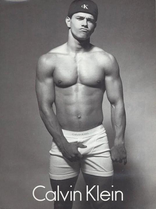 Mark Wahlberg Calvin Klein Model : wahlberg, calvin, klein, model, Wahlberg, Entertainment, Tonight