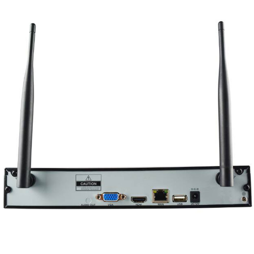 Wireless Dvr Security Camera System