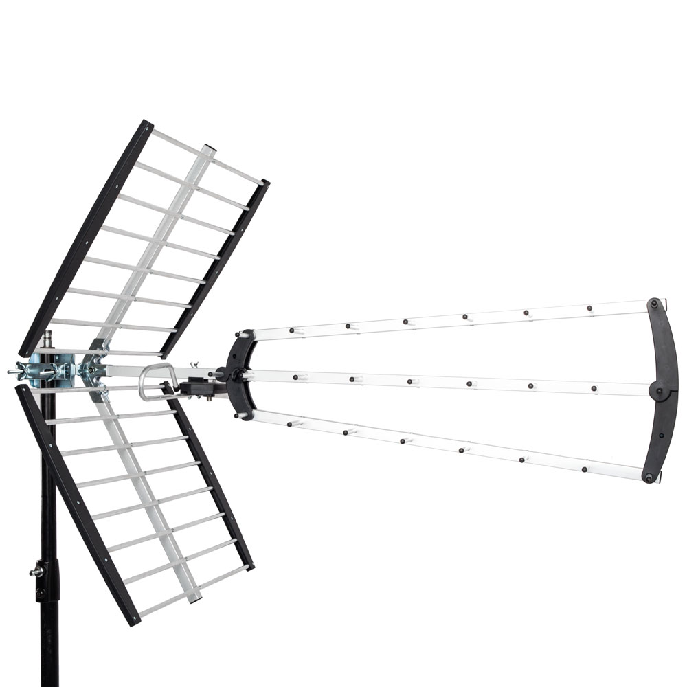Leadzm 180 Mile HDTV Outdoor Amplified HD TV Antenna