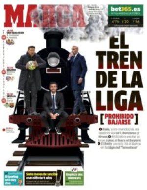 صحف مدريد السبت 30-4-2016 ماركا