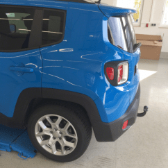 Dodge Trailer Hitch Ford Alt Wiring Diagram Jeep Renegade Invisible Towbar | - Tow Bars Designed For Your Jeep. Euro Hitches.