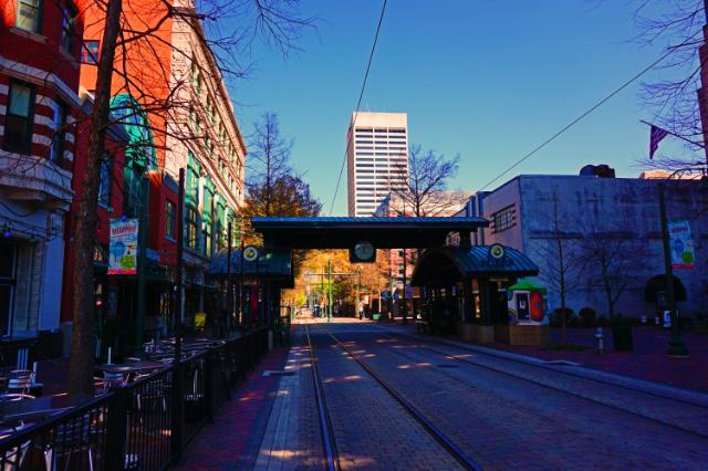 Main Street, Memphis, Tennessee