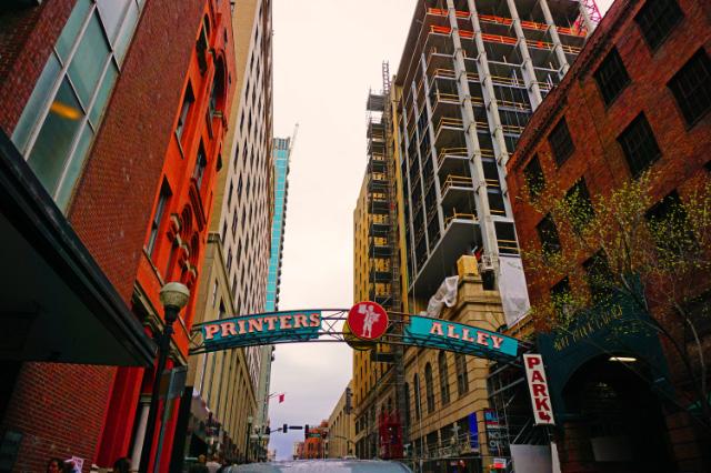 Church Street, Nashville, Tennessee