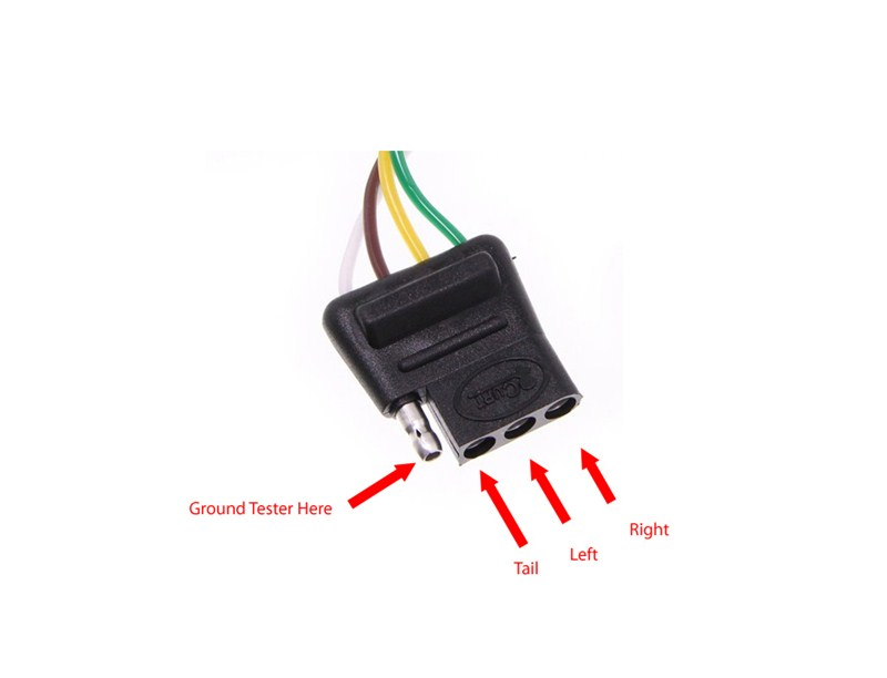 2013 Ford F 150 Trailer Wiring Harness Connectors Trailer Lights Work Sporadically With Curt Harness
