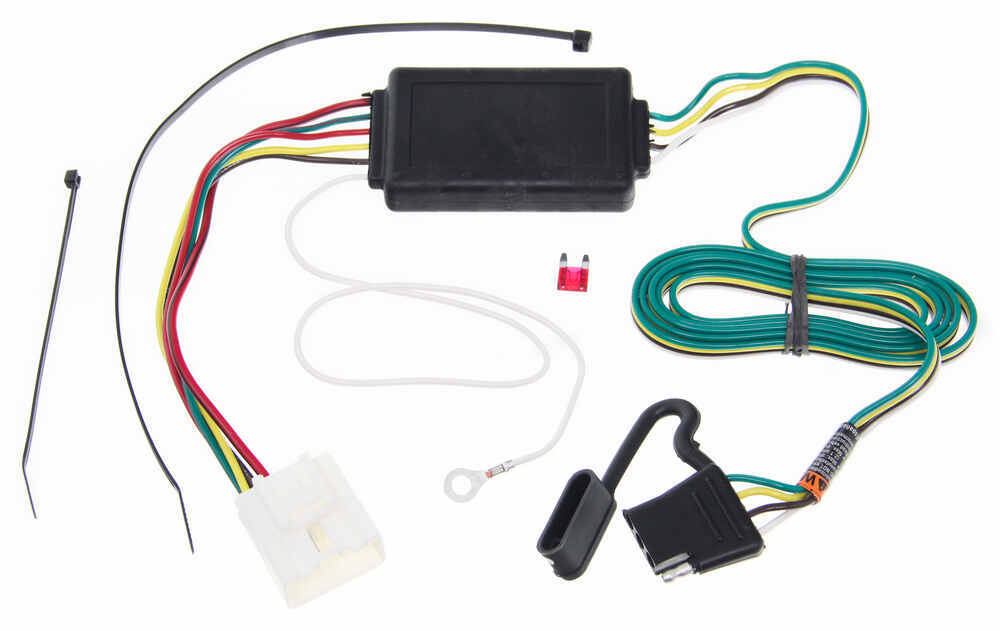 2007 Toyota Highlander Custom Fit Vehicle Wiring