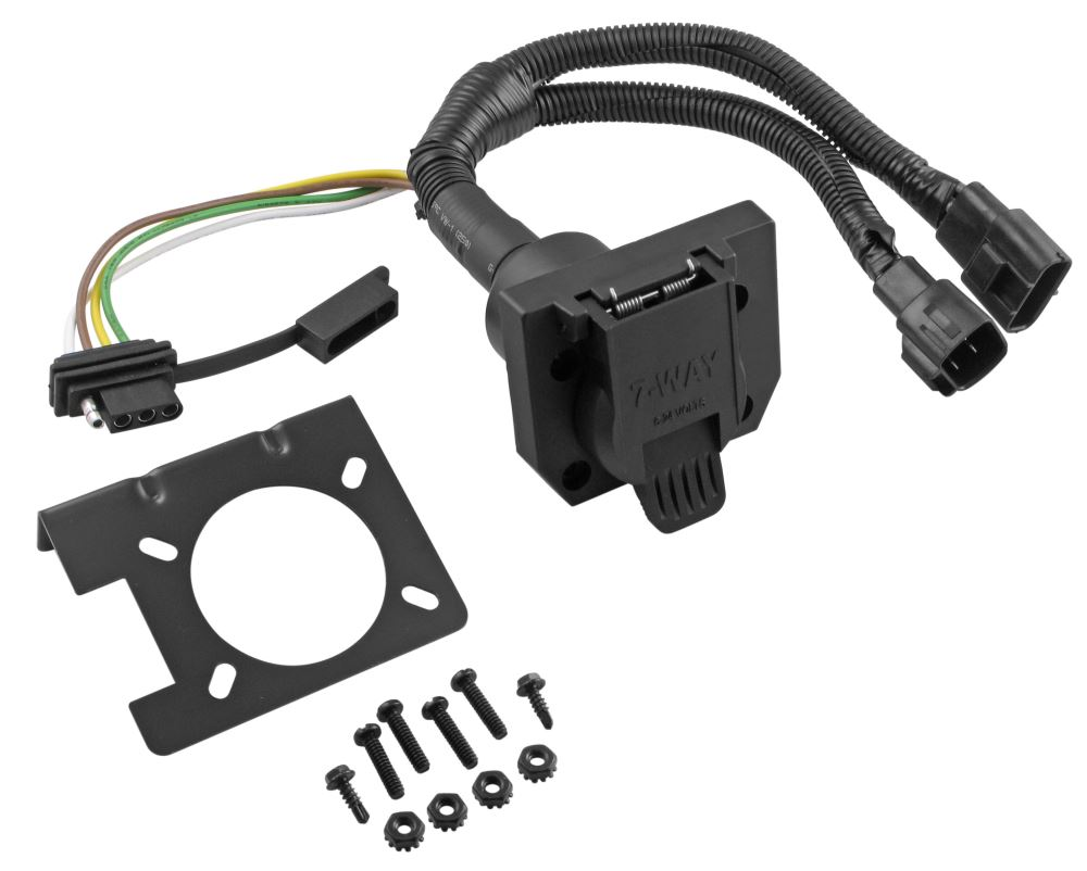 2003 Toyota Tundra Replacement Multi-Plug 7-Way And 4 Pole
