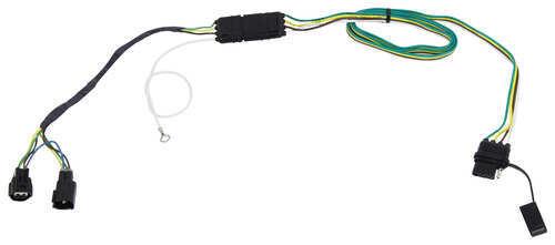 2005 Jeep Wrangler Hopkins Plug-In Simple Vehicle Wiring
