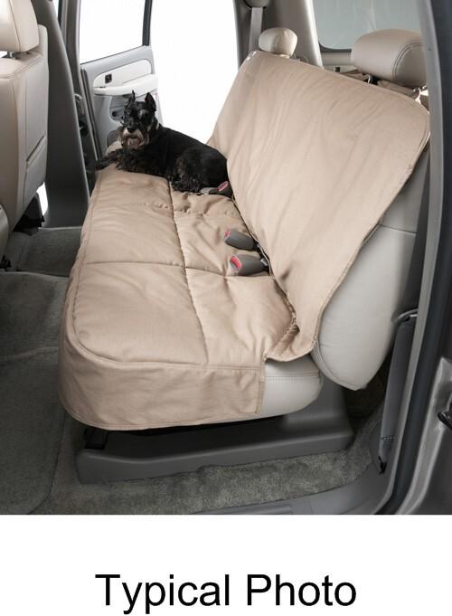 2017 Subaru Forester Canine Covers Semicustom Seat