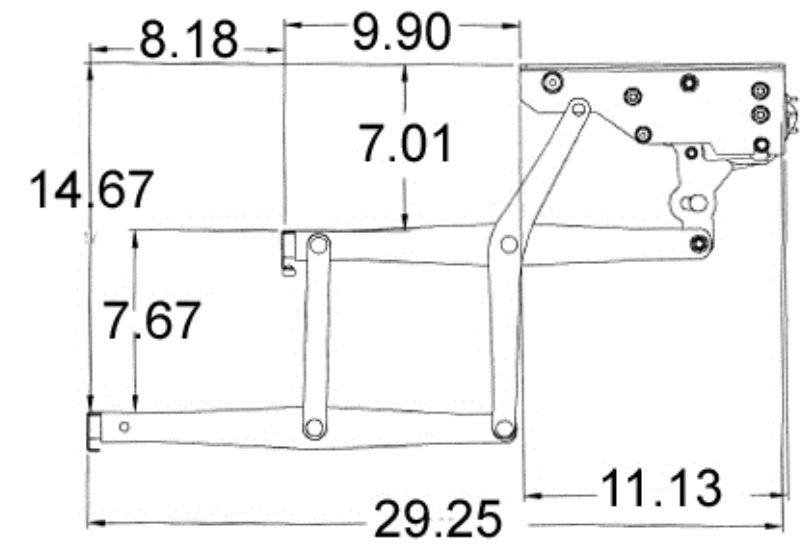 Dimensions Of Lippert Kwikee Revolution Double Electric