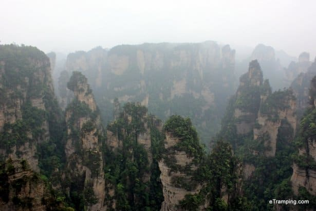ZhangJiaJie scenery