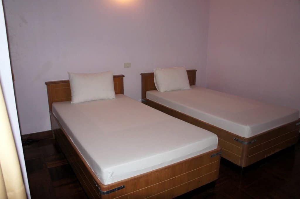 Accommodation, cheap room in Bangkok