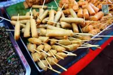 Thai sausages