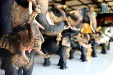 Elephant souvenirs