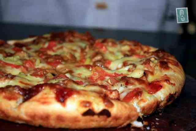 Pizza, Sri Lanka