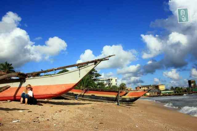 Galle Beach, Sri Lanka