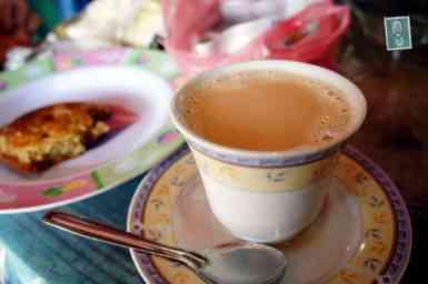 Sri Lankan sweet tea