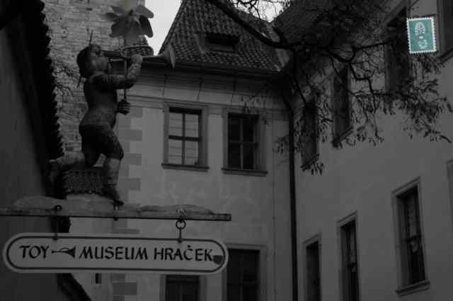 Toy Museum Hracek