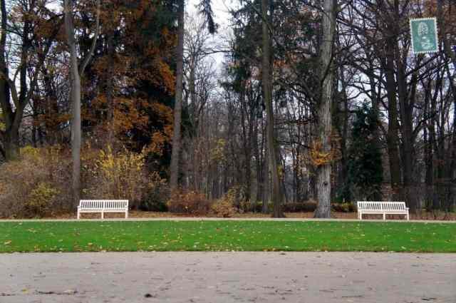 Łazienki Królewskie Park