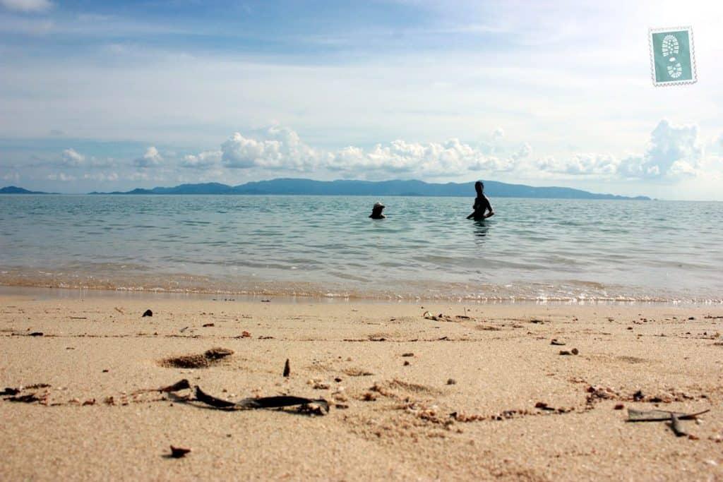 Beach Koh Phangan
