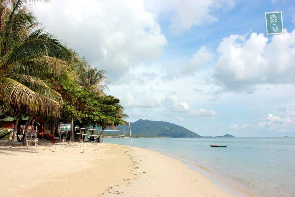 Koh Phangan Island, beach