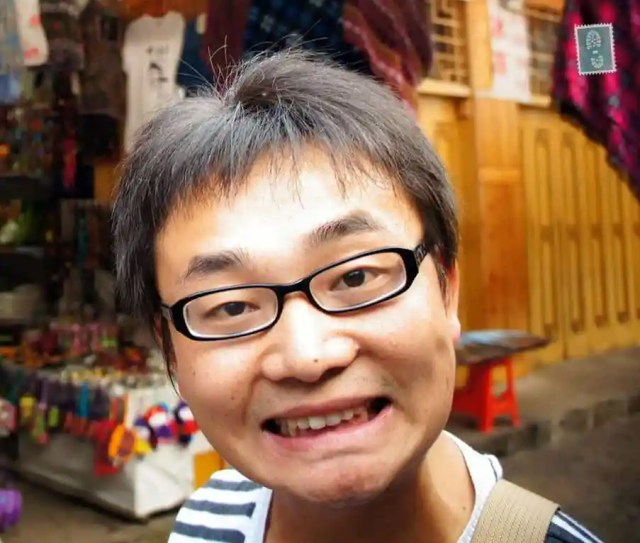 A very funny Chinese guy