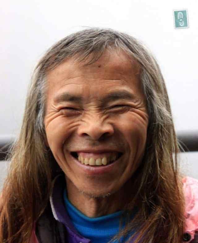 Amusing Chinese guy