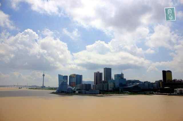 Macau Island Scenery