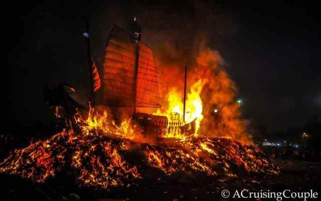 Burning Boat Festival