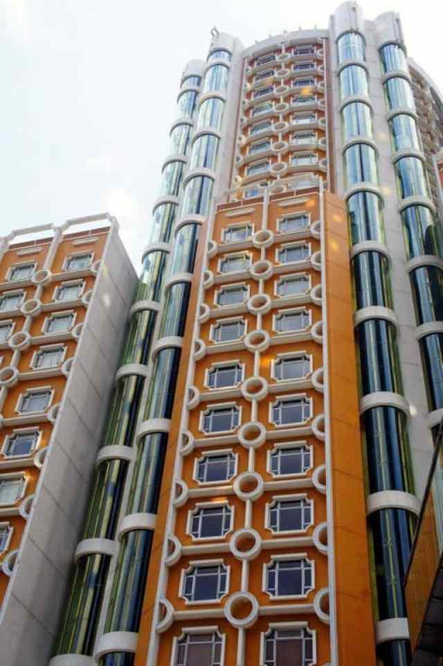 Macau skyscraper