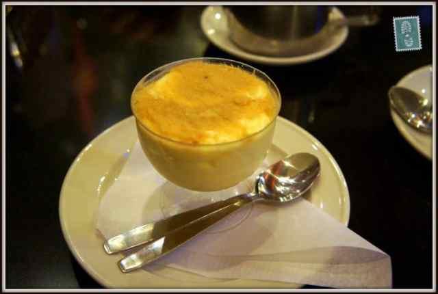 A bowl of Serradura