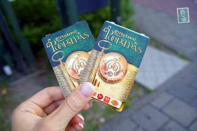 Tickets to Efteling
