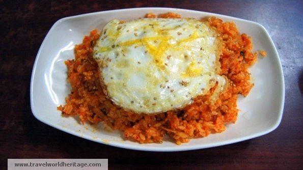 Kimchi-Boggeumbap