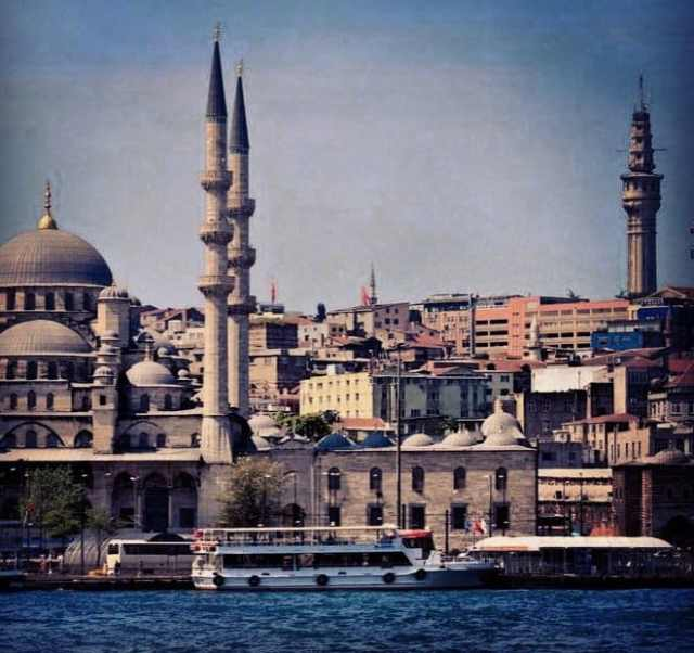 Scenery of Istanbul