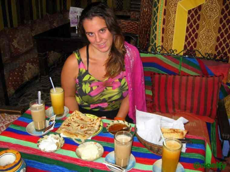 Moroccan breakfast noelfy