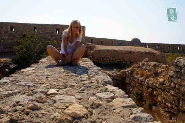 Fortezza of Rethymno.