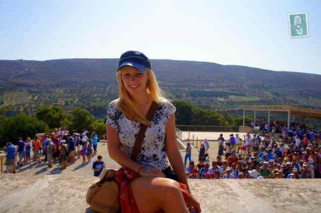 Amazing weather in Heraklion