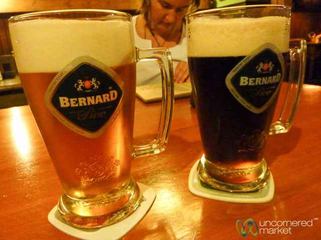 Bernard Beer in Prague - Difficult Choices