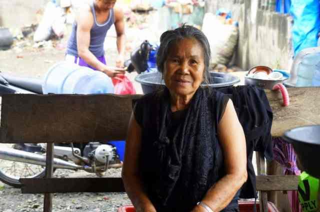 Filipino lady